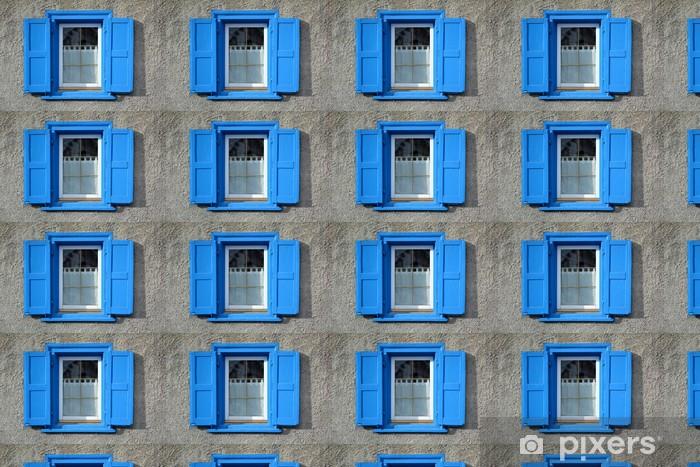 Tapeta na wymiar winylowa Azure Window - Livigno - Życie