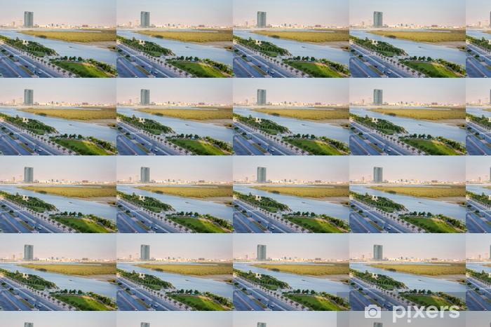 Papier peint vinyle sur mesure Les mangroves à Ras Al Khaimah Émirats Arabes Unis - Vacances