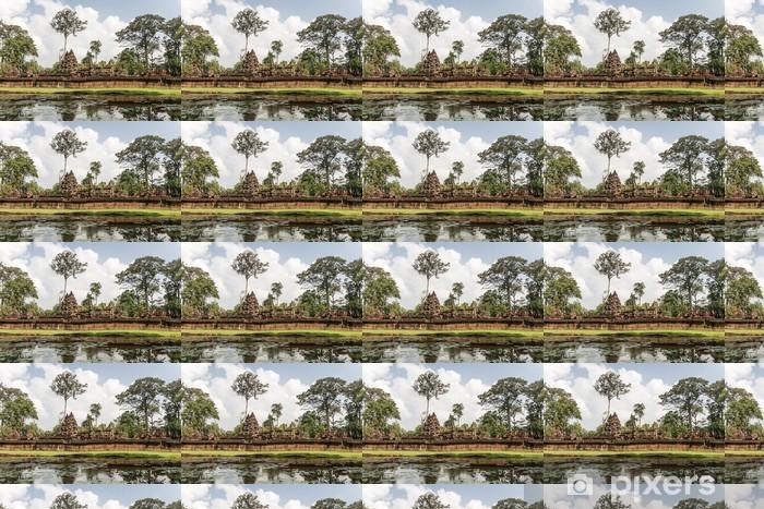 Vinylová tapeta na míru Chrám Banteay Srei, Cambodia - Náboženství