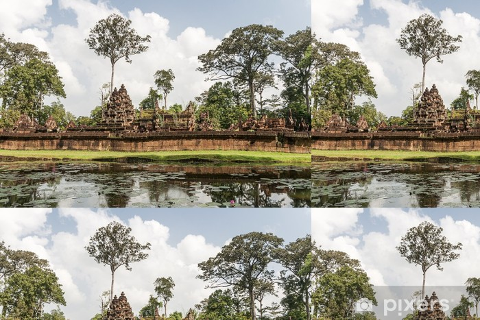 Vinylová Tapeta Chrám Banteay Srei, Cambodia - Náboženství