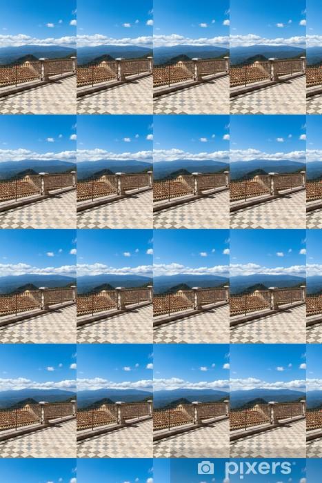 Tapeta na wymiar winylowa Wulkan Etna, Sycylia - Europa