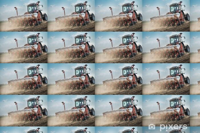 Vinylová tapeta na míru Pšenice setí - Zemědělství
