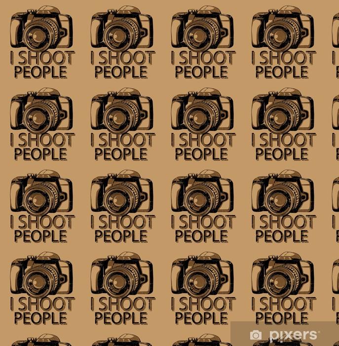 Vinylová tapeta na míru I střílet lidi - Značky a symboly