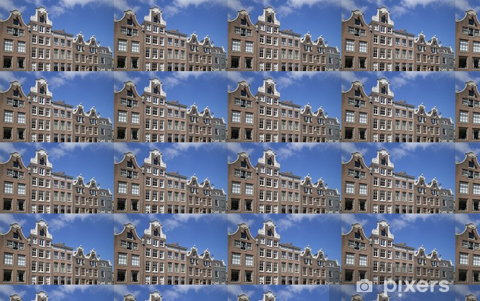 Tapeta na wymiar winylowa Amsterdam architektura - Miasta europejskie