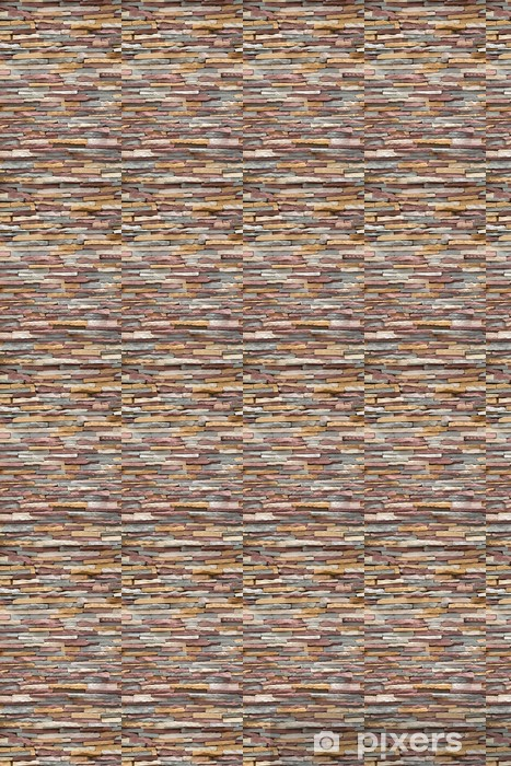 brick wall Vinyl custom-made wallpaper - Textures