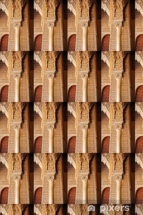 Vinylová tapeta na míru Alhambra Palace v Granadě, islámský dekorace - Evropa