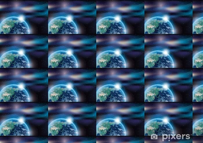 地球 Vinyl custom-made wallpaper - Themes