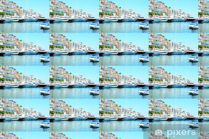 Papier peint vinyle sur mesure Monaco, Côte d'Azur - Vacances