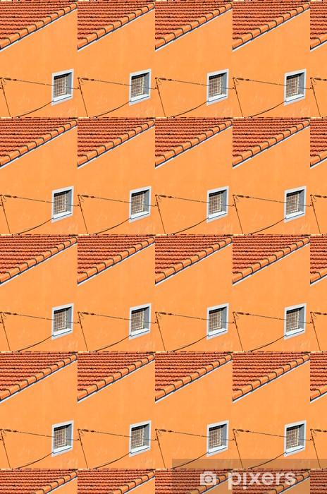 Papier peint vinyle sur mesure Cinque Terre, Italie - Riomaggiore village pittoresque de pêcheurs. - Europe