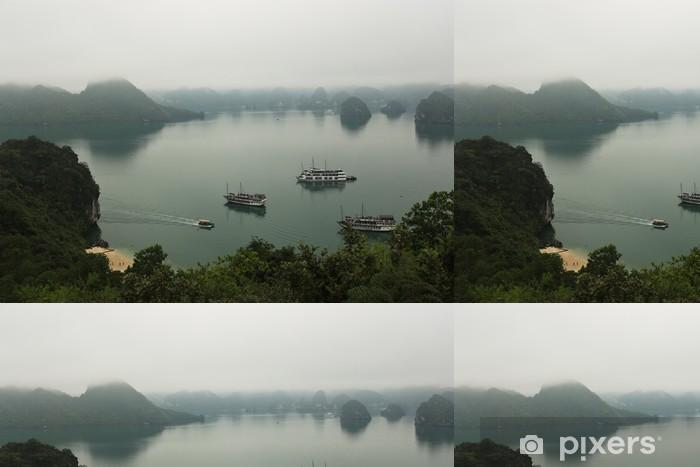 Vinylová Tapeta Halong Bay - Vietnam - Asie