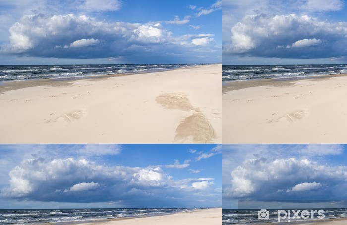 Papel de Parede em Vinil Baltic Sea - landscape - Feriados