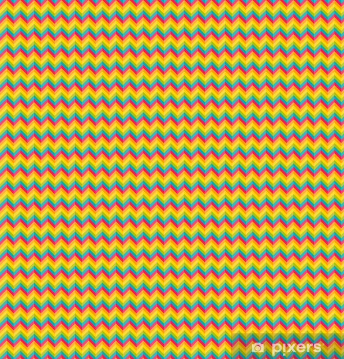 Papel pintado estándar a medida Geométrica abstracta del fondo de fisuras vector Illustrati - Abstractos