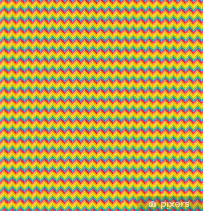 Abstract Geometric Seamless Pattern Background Vector Illustrati Vinyl custom-made wallpaper - Abstract