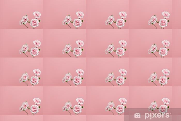 Papel Pintado Estándar Clavel - Flores
