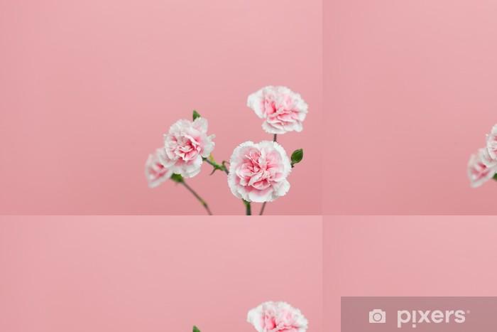カーネーション Vinyl Wallpaper - Flowers