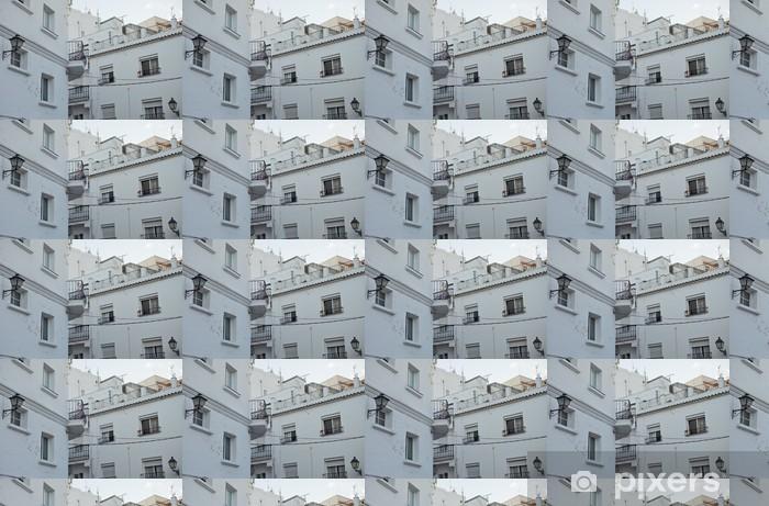 Vinylová tapeta na míru Marbella ulica stare miasto wakacje Hiszpani turystyka - Evropa