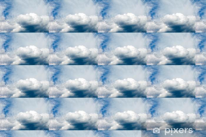 Tapeta na wymiar winylowa Chmury na błękitnym niebie - Niebo