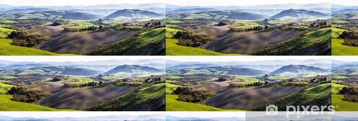 Vinyltapete Colli Toscani - Europa