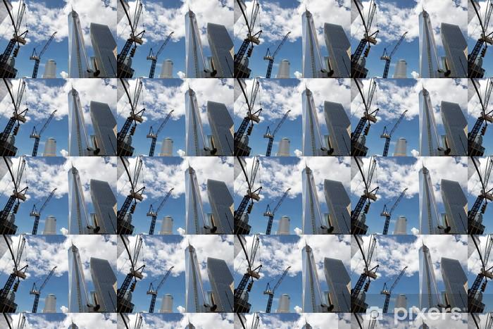 Tapeta na wymiar winylowa Budynek World Trade Center w Nowym Jorku - Miasta amerykańskie