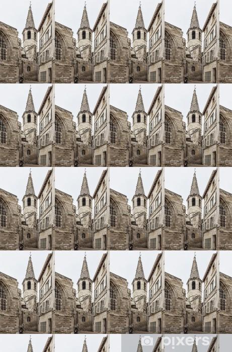 Tapeta na wymiar winylowa Stary Kościół Kamień - Europa