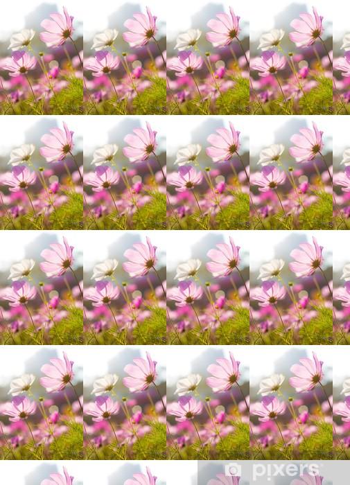 Tapeta na wymiar winylowa Stokrotka kwiat i słońce - Kwiaty