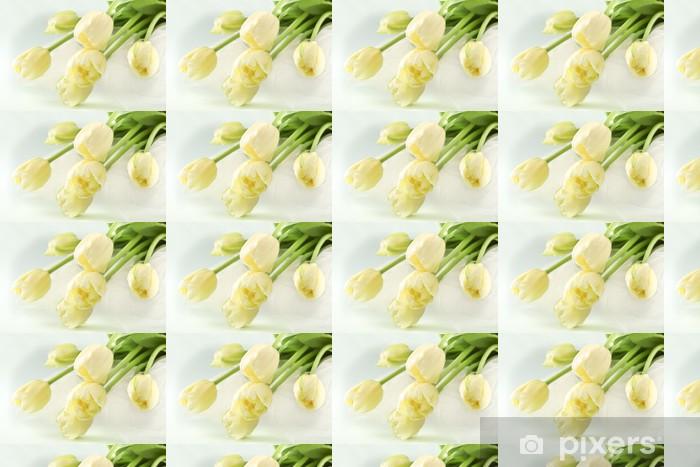 Tapeta na wymiar winylowa Bukiet tulipanów - Kwiaty