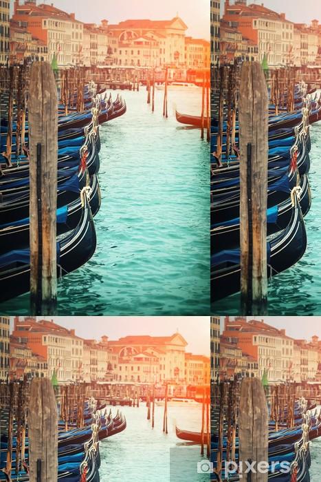 Vinylová Tapeta Řada Italská gondola v Benátkách - Evropská města
