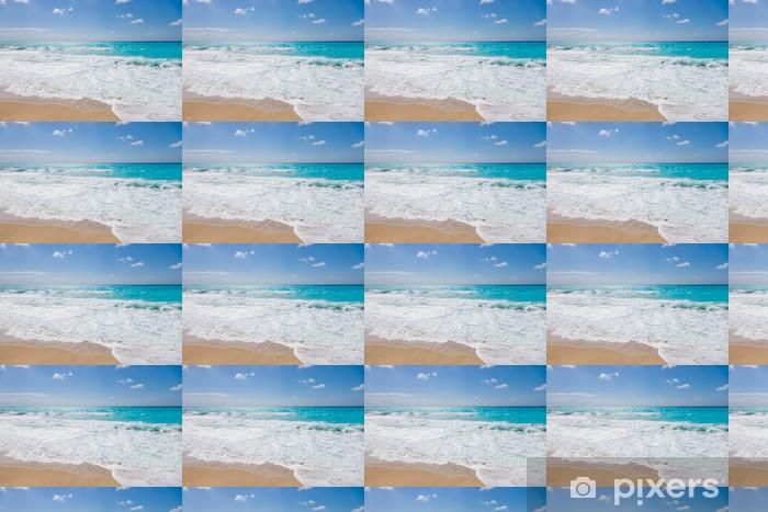 Tapeta na wymiar winylowa Dzikiej plaży na wyspie Lefkas w Grecji - Woda