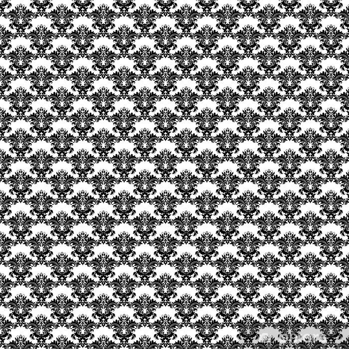 Papier peint vinyle sur mesure Lourde orner arabesque sans soudure - Arrière plans