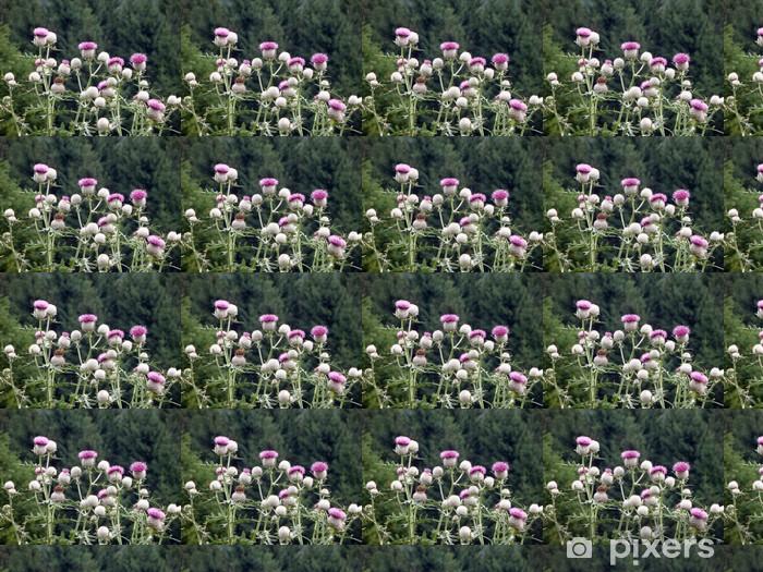 Tapeta na wymiar winylowa Oset, Słowacja - Kwiaty