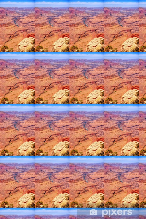 Papier peint vinyle sur mesure Le Grand Canyon - Nature et régions sauvages