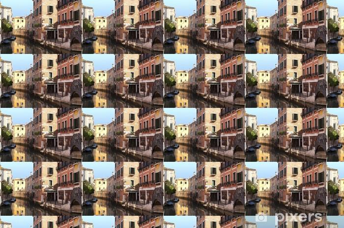 Tapeta na wymiar winylowa Malowniczy pejzaż Wenecji - Miasta europejskie