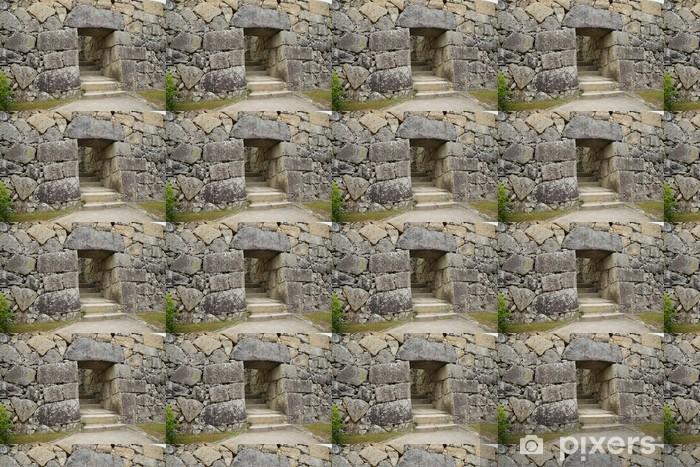 Papier peint vinyle sur mesure 姫 路 城 る の 門 - Monuments