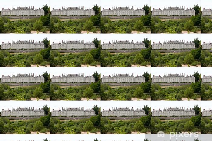 Vinylová tapeta na míru Zámek Menars. Loire Valley, Francie - Evropa