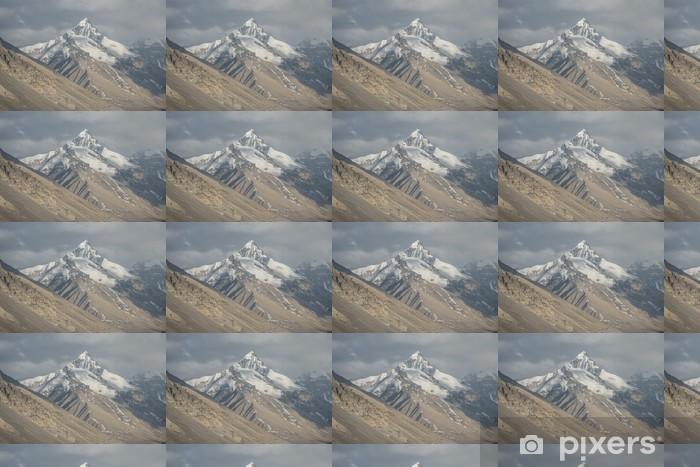 Papier peint vinyle sur mesure F. Everest, le plus haut sommet du monde. - Thèmes
