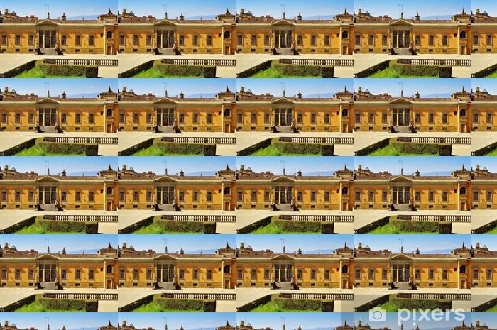 Papier peint vinyle sur mesure Vue arrière du Palazzo Pitti à Florence, Italie - Europe