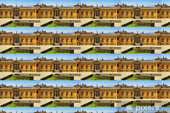 Vinyltapete nach Maß Rückansicht des Palazzo Pitti in Florenz, Italien - Europa