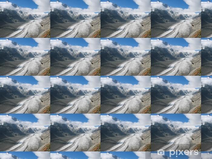 Tapeta na wymiar winylowa Spojrzenie na lodowiec brutto Klöckner - Góry