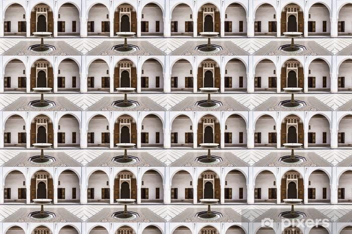 Tapeta na wymiar winylowa Niesamowita architektura w Dar Si Said w Marrakeszu - Afryka