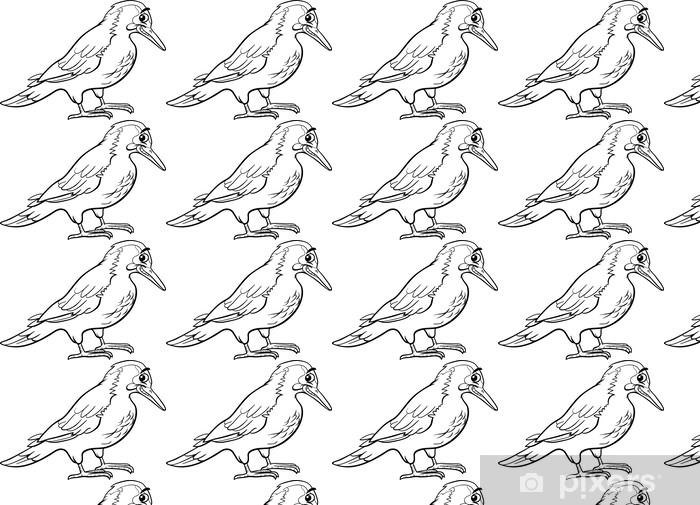 Coloriage Animaux Oiseaux.Papier Peint A Motifs Yaffle Oiseau Coloriage Animaux Pixers