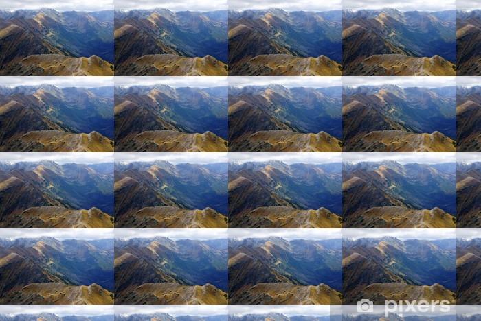 Tapeta na wymiar winylowa Krajobraz wysokich Tatrach, Polska - Europa