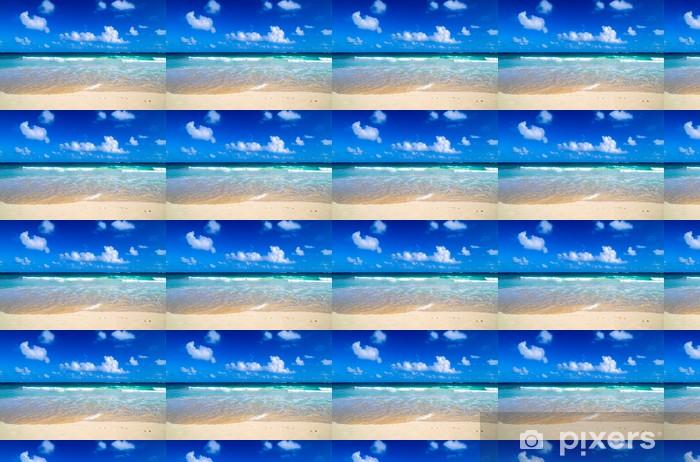 Tapeta na wymiar winylowa Tropikalnego morza - Woda