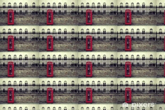 Tapeta na wymiar winylowa Budka telefoniczna london - Zabytki