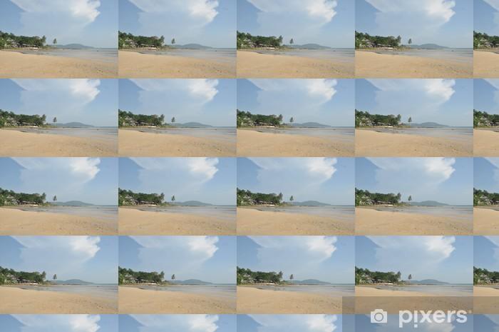 Tapeta na wymiar winylowa Plaża i widok na morze - Azja