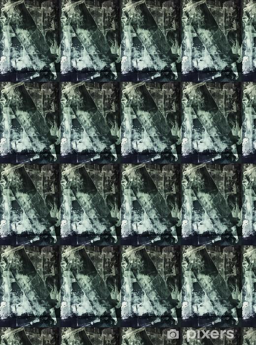 Tapeta na wymiar winylowa Abstrakcyjny kolaż - Tła