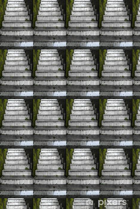 Papier peint vinyle sur mesure Escalier - Thèmes