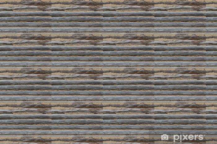 Tapeta na wymiar winylowa Logs powlekane roztworem - Tekstury