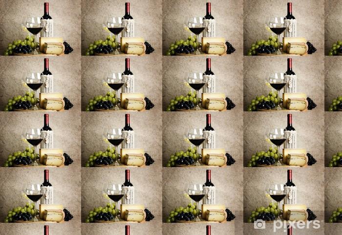 Tapeta na wymiar winylowa Martwa natura z winem - Tematy