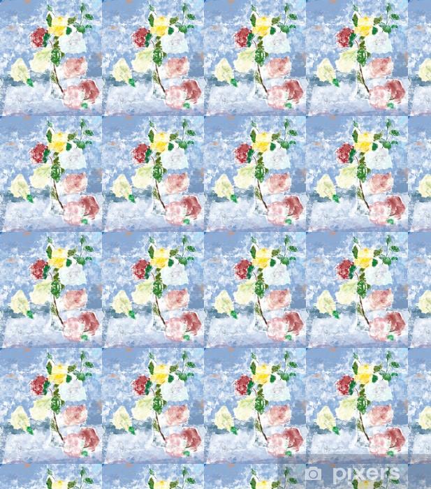Tapeta na wymiar winylowa Roses - Kwiaty