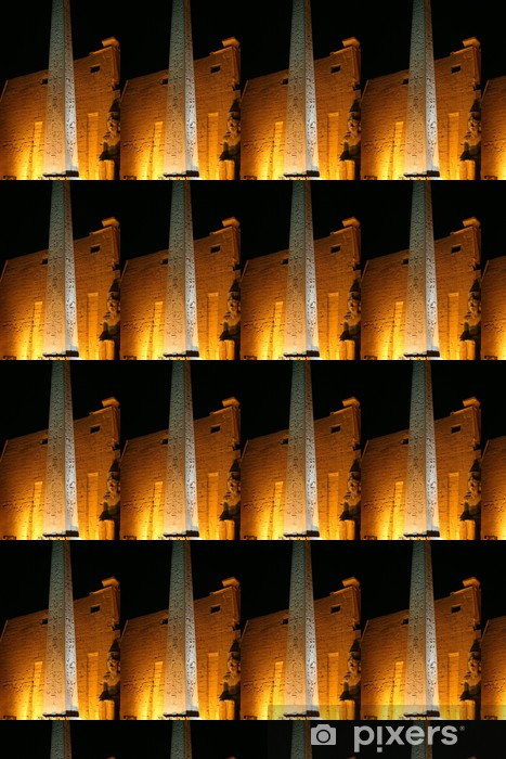 Tapeta na wymiar winylowa Obelisk z Luksoru - Afryka